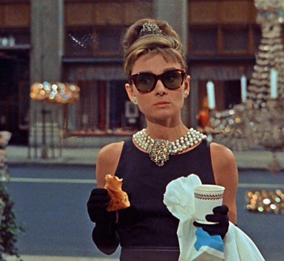 """I luoghi dei film: """"Colazione da Tiffany"""