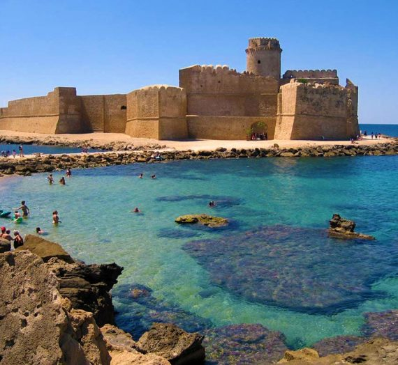 Le più belle spiagge della Calabria sul mar Ionio
