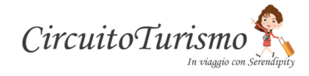 Circuito turismo - blog viaggi